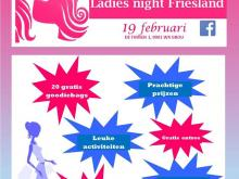 Damesdingetjes op de Ladies night