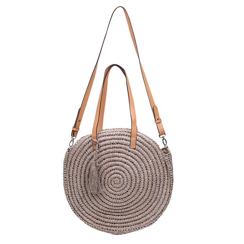 Beach bag summer round